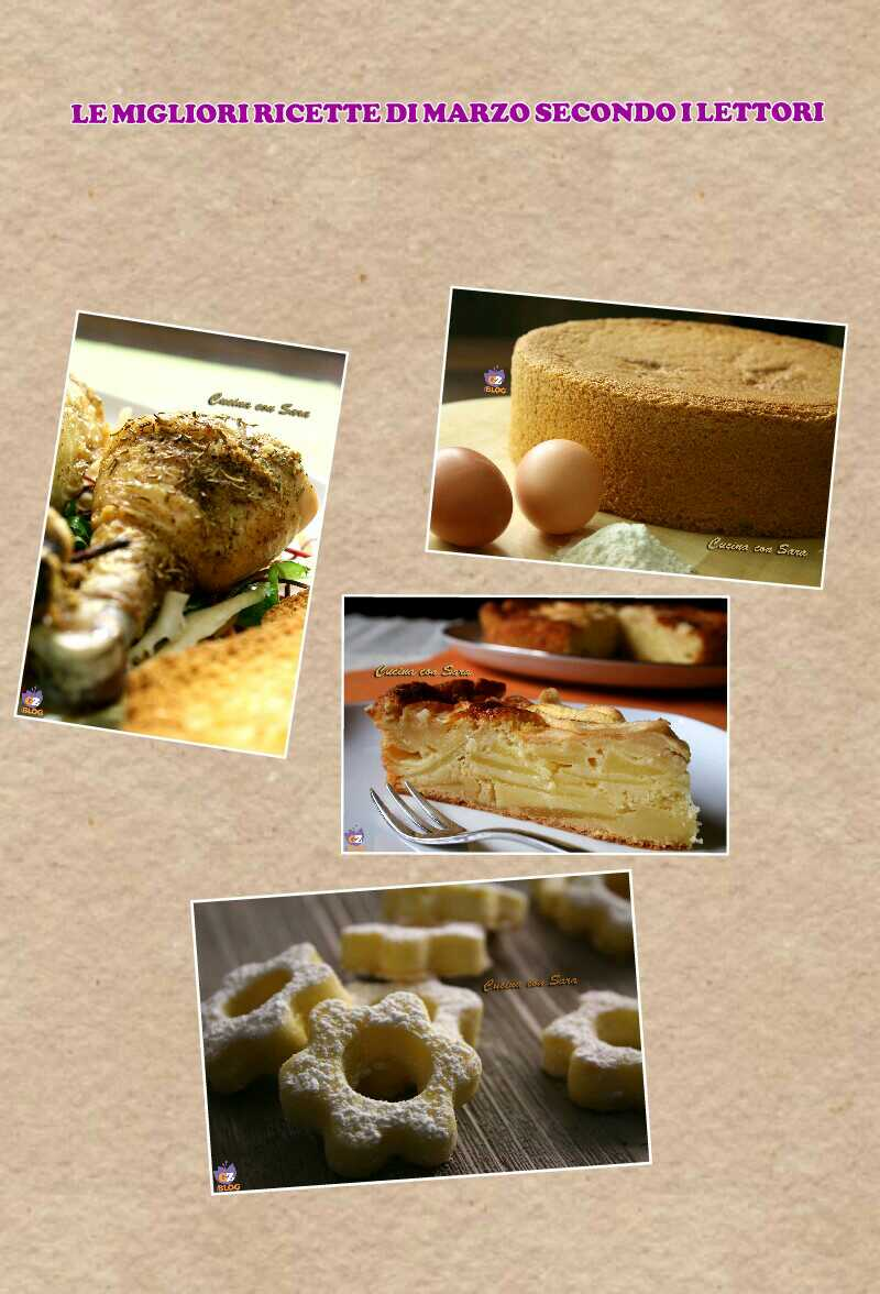 Le migliori ricette di marzo secondo i lettori cucina con for Le migliori ricette di cucina