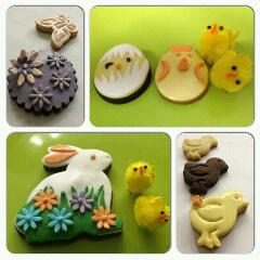 Cake design: biscotti pasquali