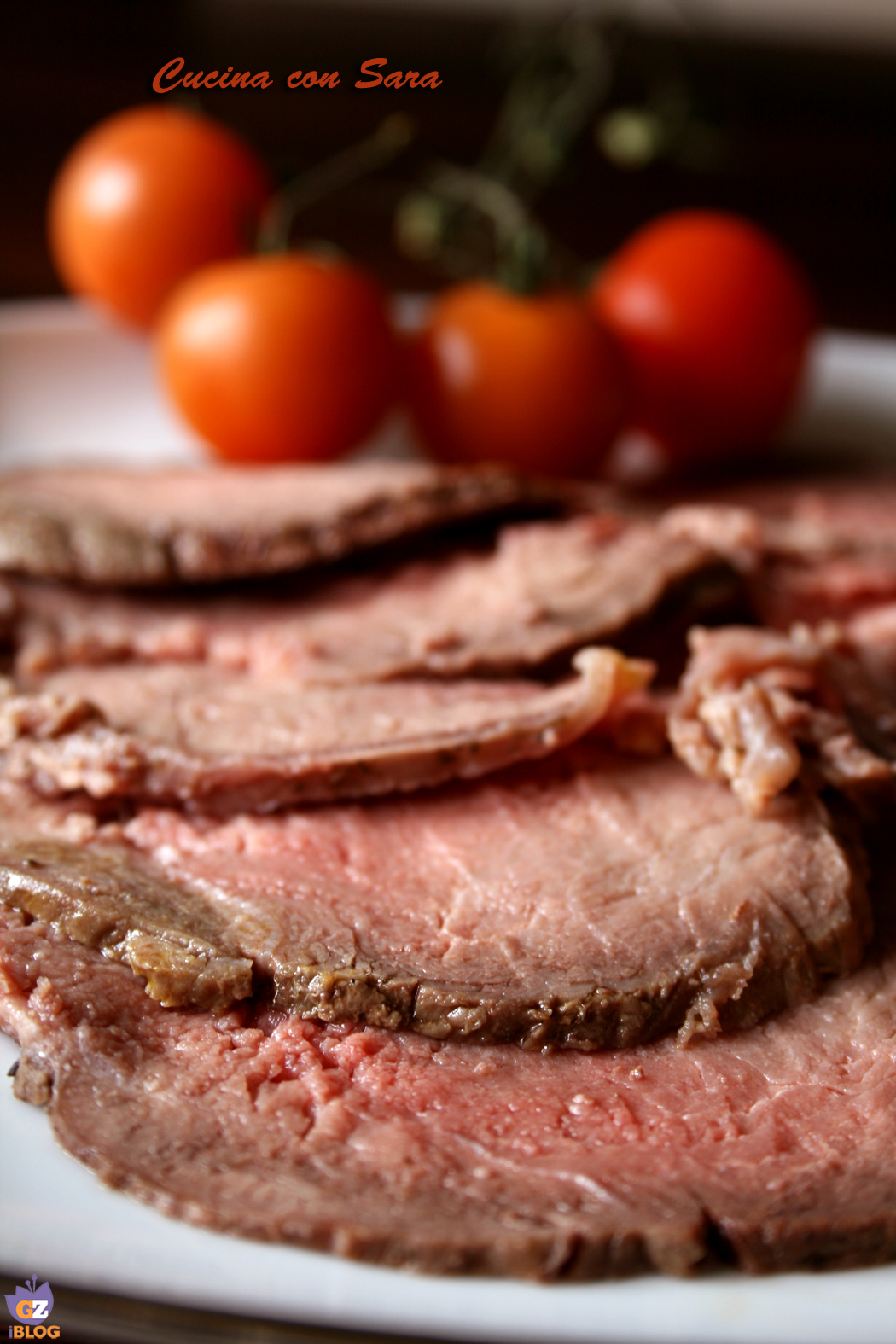 Roast beef all 39 inglese ricetta genuina cucina con sara - Cucina all inglese ...