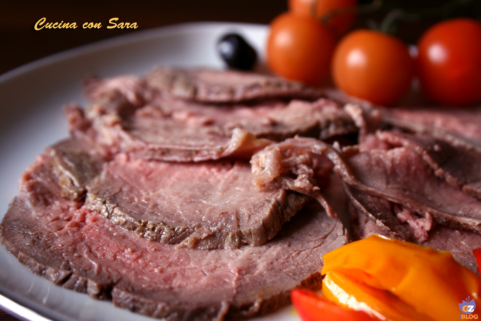 Roast beef all 39 inglese ricetta genuina cucina con sara - Cucina con sara ...