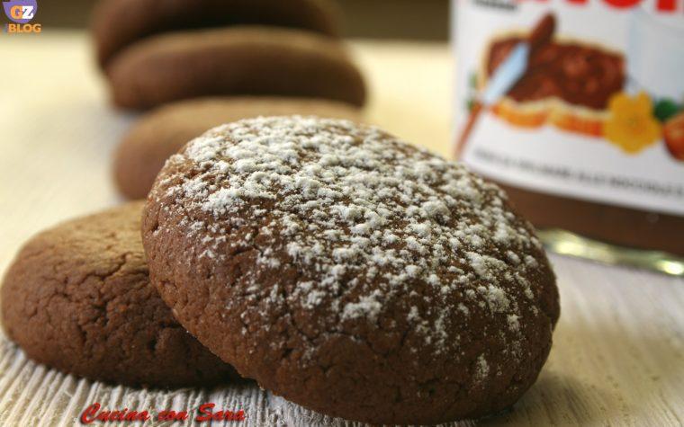 Biscotti alla nutella – ricetta golosa
