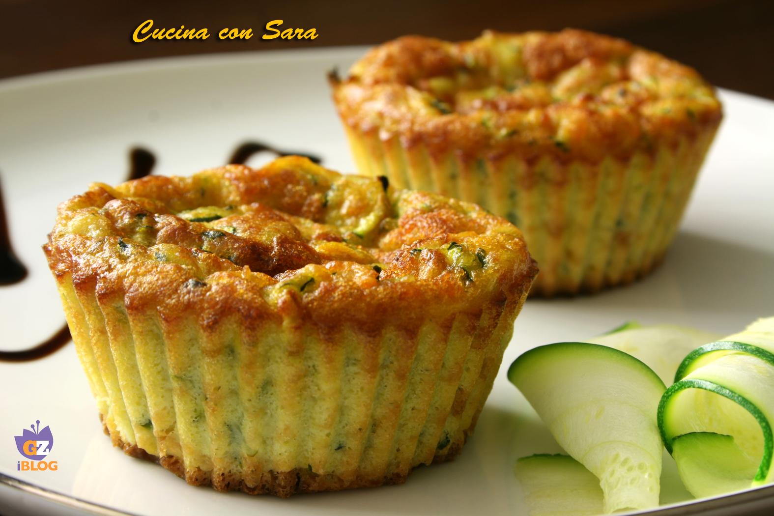 tortino di zucchine - ricetta vegetariana saporitissima