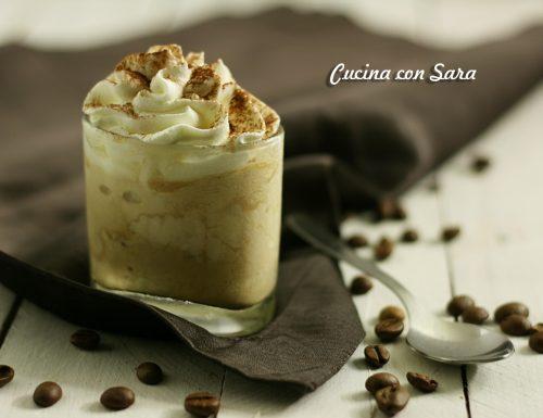 Crema fredda al caffe' e panna – come al bar