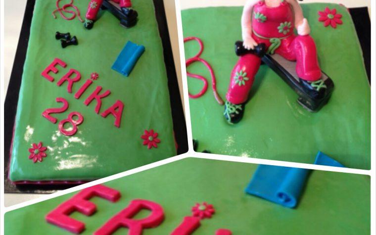 Cake design: passione per lo step