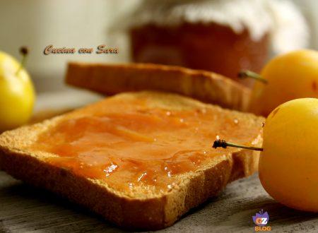 Ricetta marmellata di susine gialle e cannella