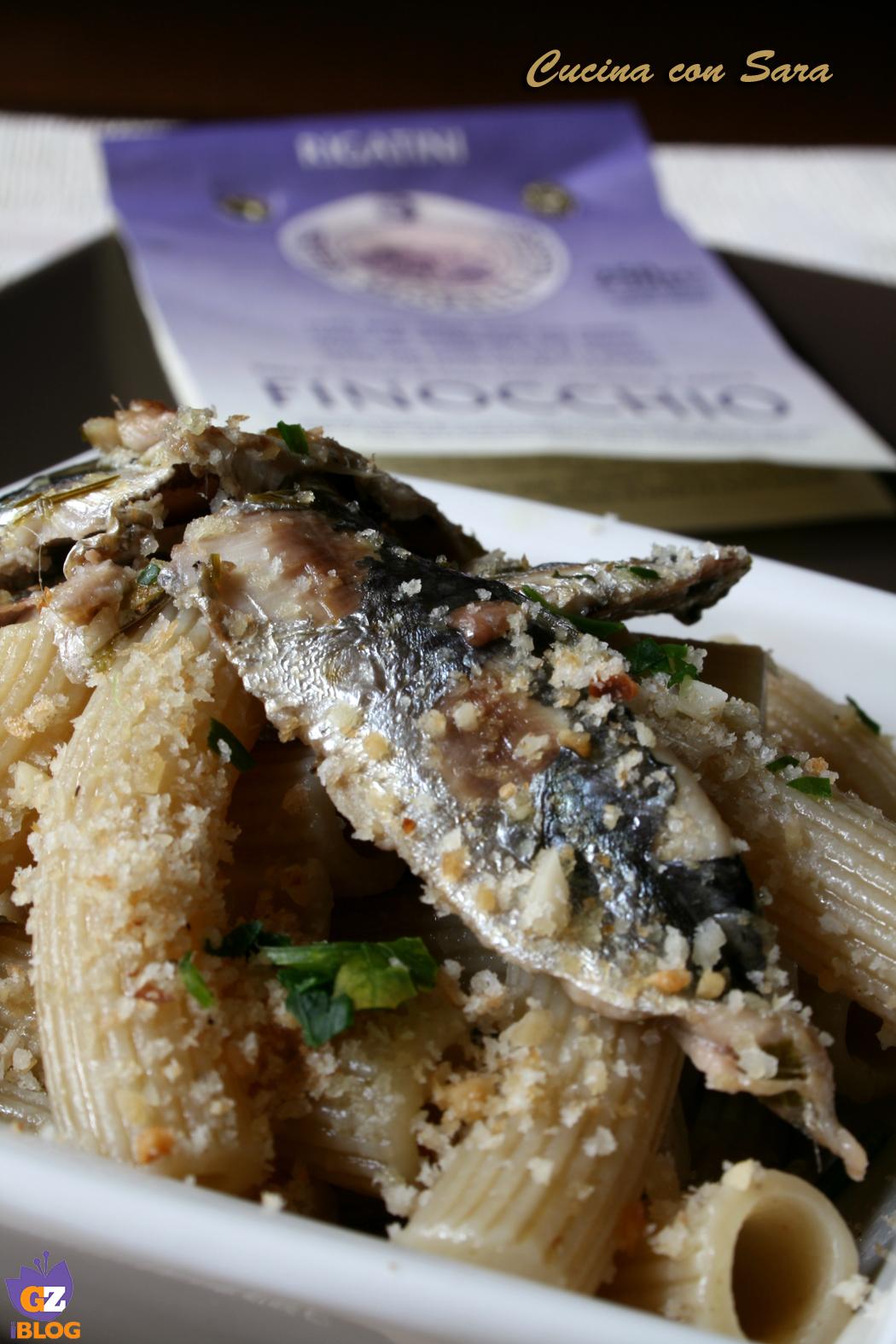 Pasta con le sarde cucina con sara - Cucina con sara ...