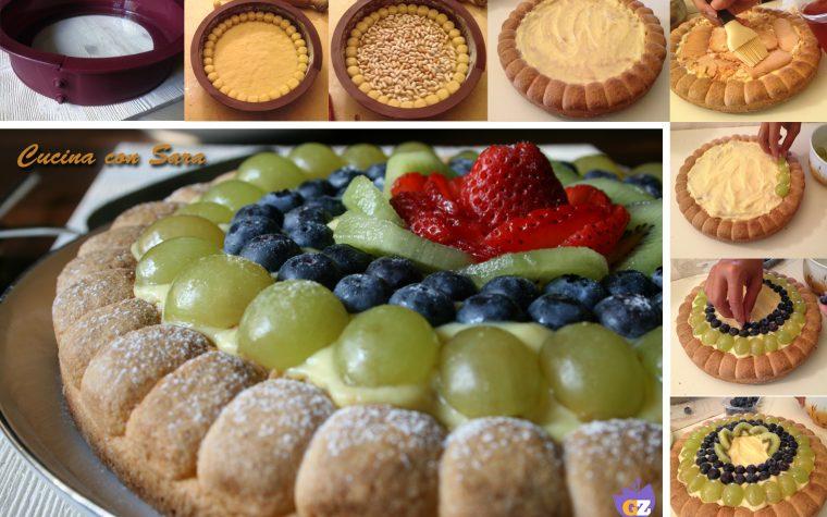 Torte crostate ciambelloni e plumcake archives pagina - La cucina di sara torte ...