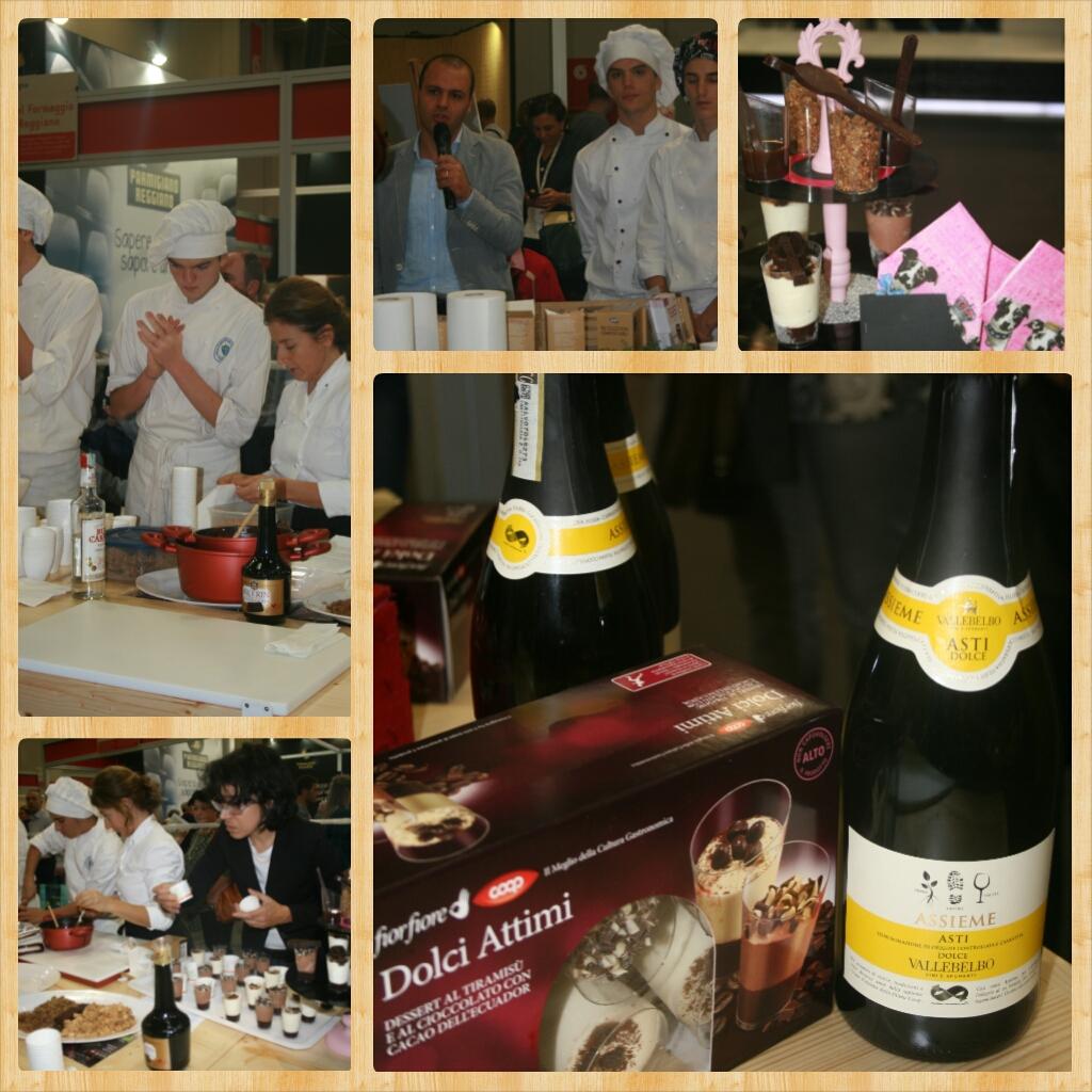 All Istituto Mattei Il Caffé Amaro Della: Salone Del Gusto: Fior Fiore Coop /CUCINA CON SARA