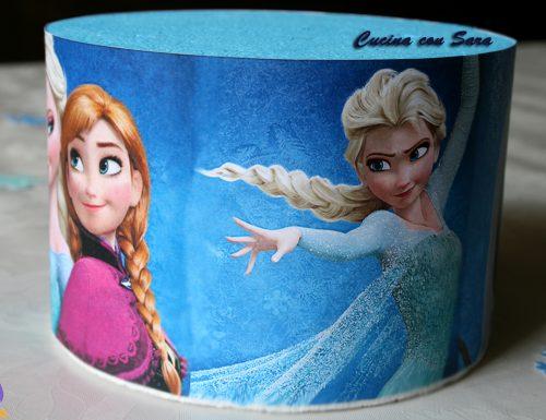 Allestimento festa tema Frozen