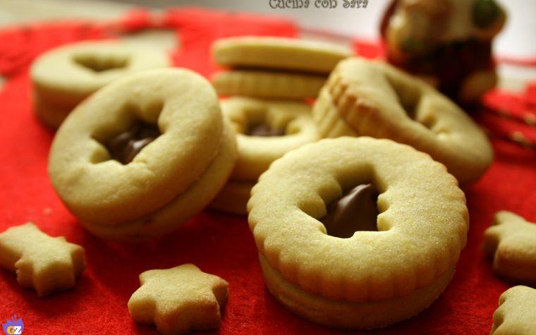 Biscotti di frolla per natale – farcitura golosa e cremosa