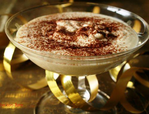 Crema mascarpone al caffè