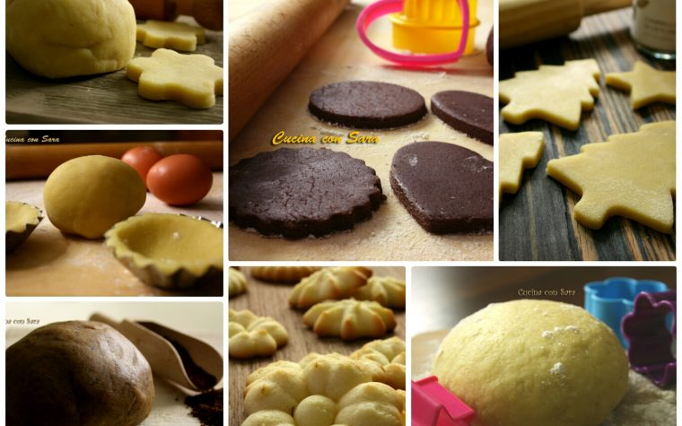 Raccolta ricette pasta frolla