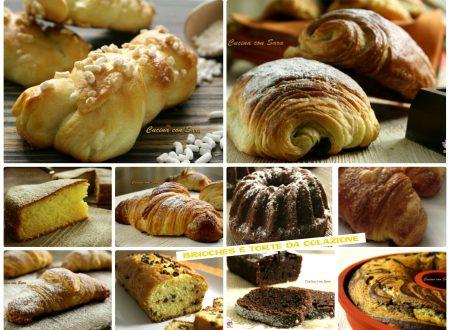 Brioches e torte per la colazione – 27 ricette irresistibili!