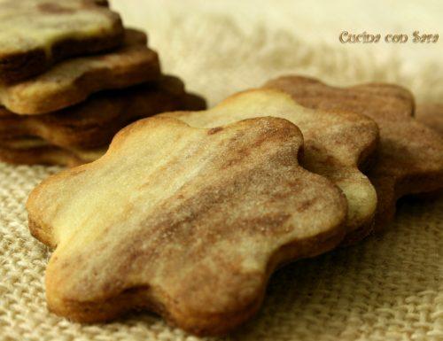Ricetta biscotti marmorizzati