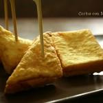 Mozzarella in carrozza, cucina con sara