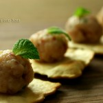 Tartare di spada - ricetta finger food, cucina con sara