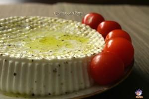 Ricetta formaggio primo sale, cucina con sara