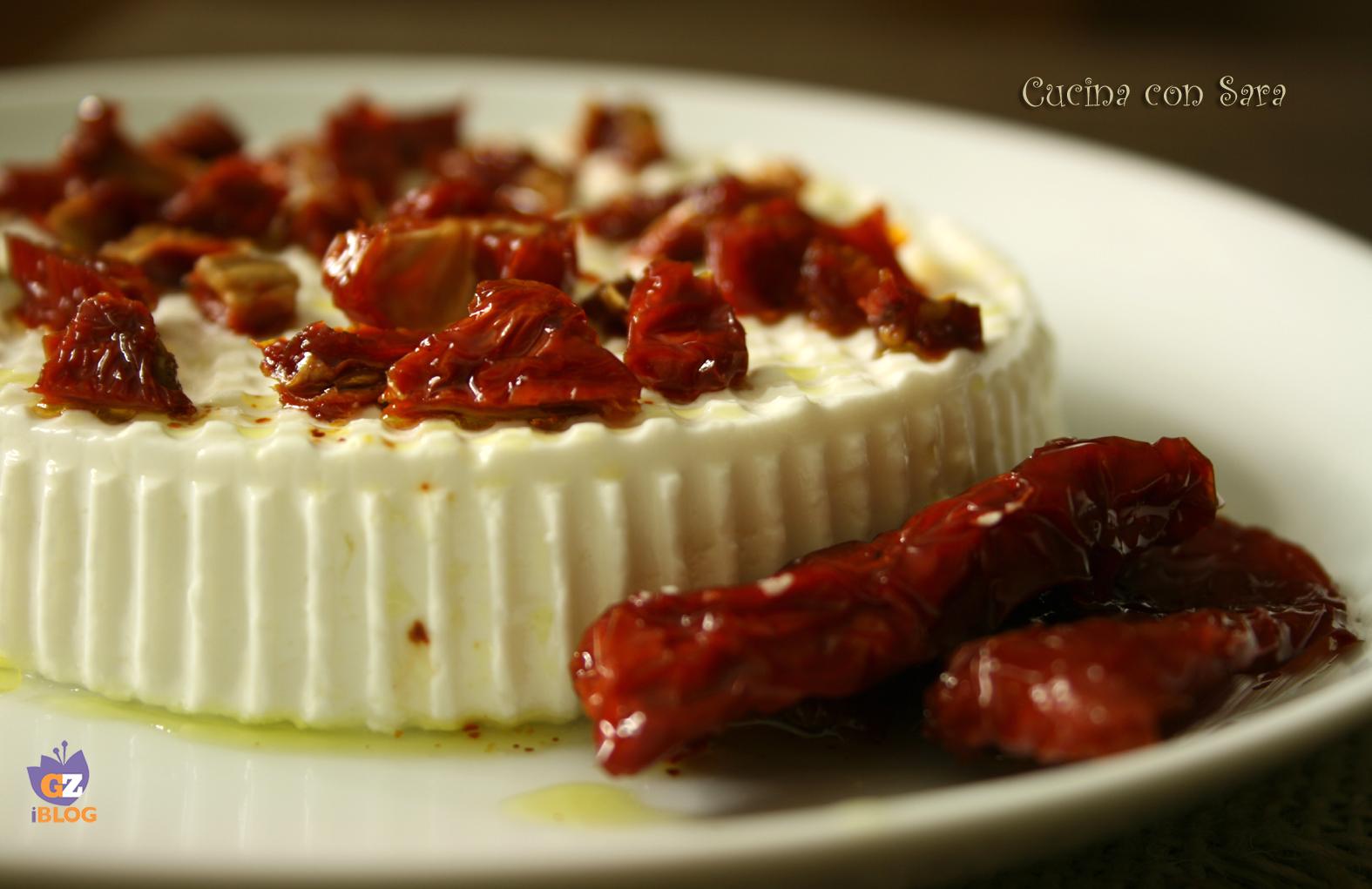 Ricetta primo sale con pomodori secchi cucina con sara - Cucina con sara ...