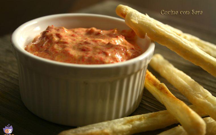 Crema di peperoni ricetta