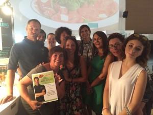 Valbona incontra le foodblogger, cucina con sara