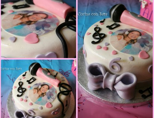 Torta Violetta Disney – torte per bambine
