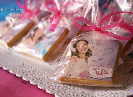 Biscotti Violetta – biscotti per bambini