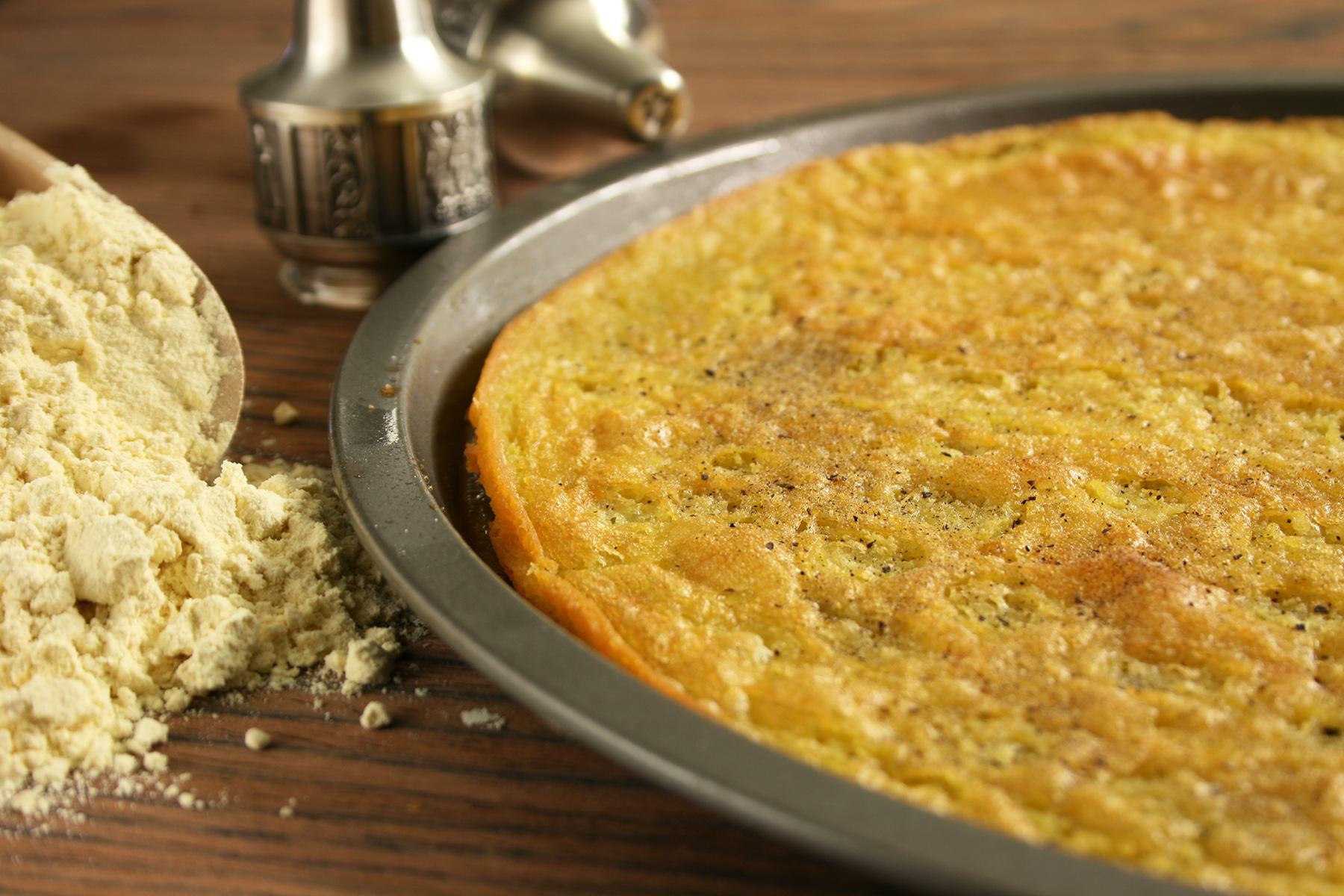 La farinata ricetta