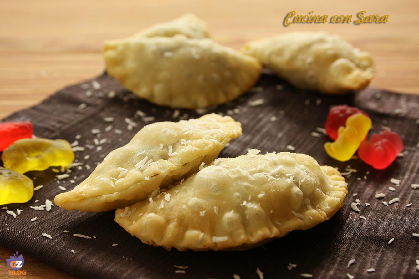 Piadina fritta alla nutella, cucina con sara