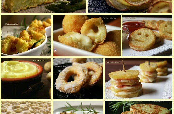 Ricette con patate, raccolta di 27 ricette imperdibili!