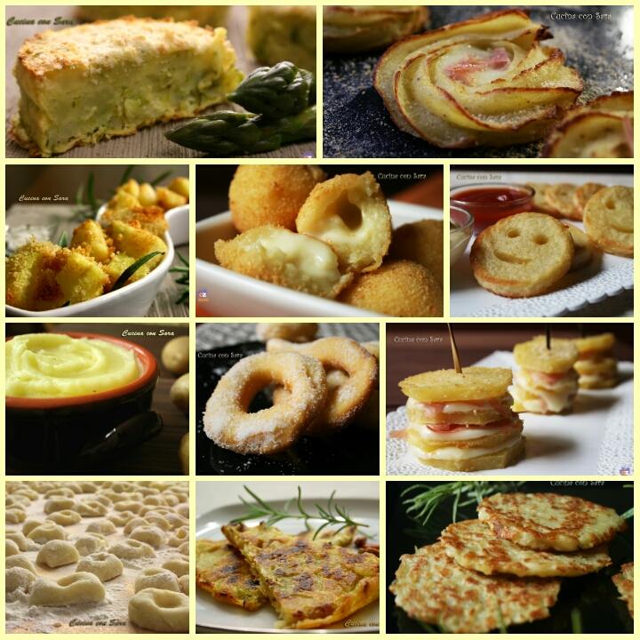 Ricette con patate 27 ricette imperdibili ed irresistibili for Raccolta patate