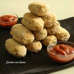 Crocchette di pollo, cucina con sara