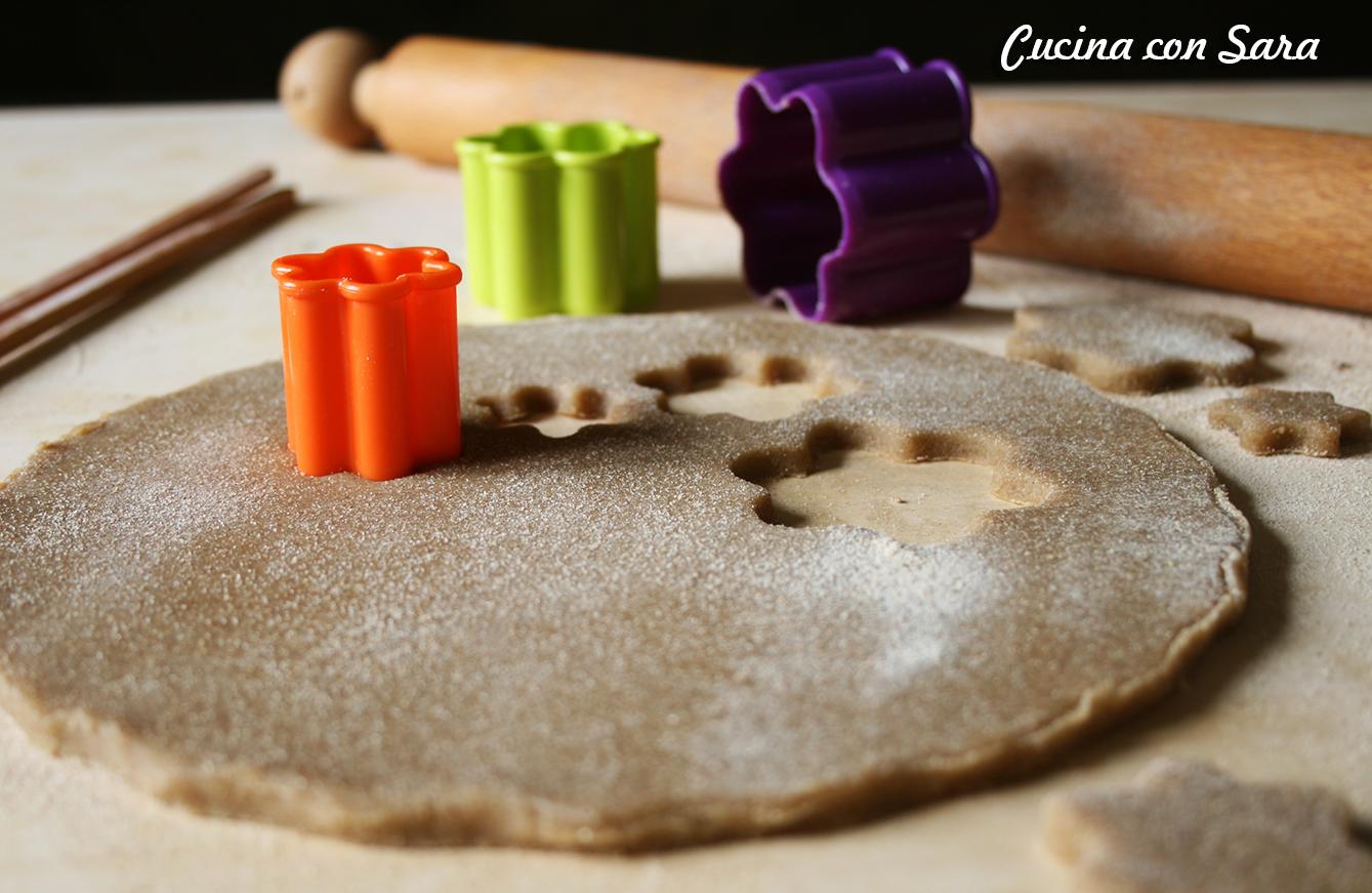 Ricetta pasta frolla al farro, cucina con sara