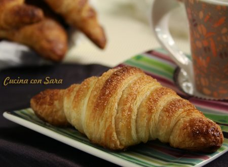 Cornetti sfogliati, ricetta di Iginio Massari