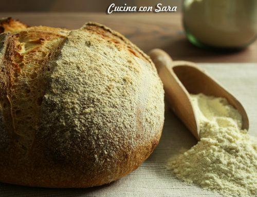 Pane di altamura con lievito madre, ricetta di Astolfi