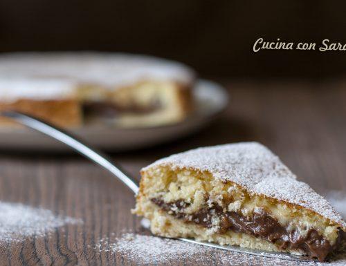 Torta crema al cioccolato – ricetta golosa