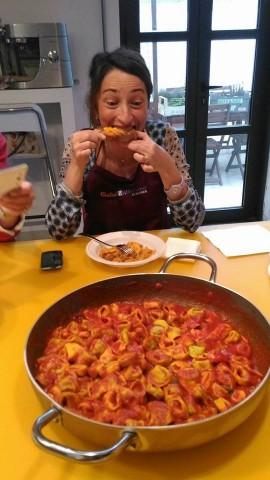 Open day 2016 Giallo Zafferano, cucina con sara