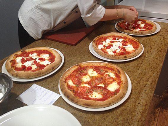 Basilico bianco: pizzeria gourmet di alto livello!