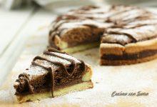 Crostata al cioccolato e nutella, ricetta golosa!!