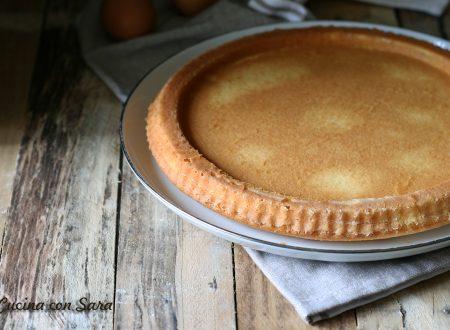 Base per crostata morbida - ricetta di successo!