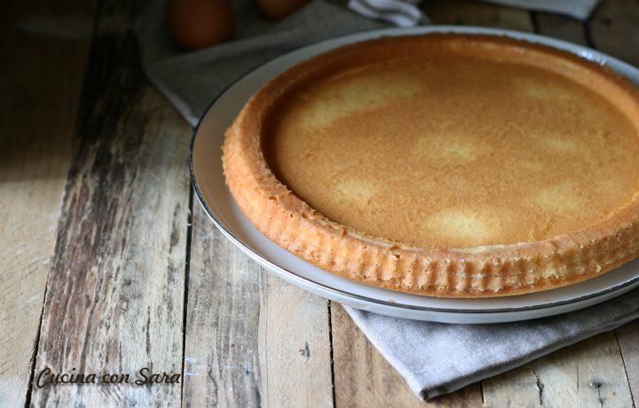 Base per crostata morbida – ricetta di successo!