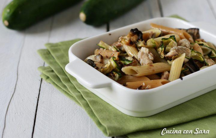 Pasta tonno e zucchine – ricetta velocissima!