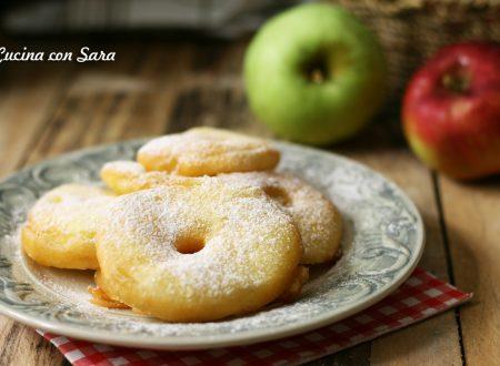 Frittelle di mele - la ricetta classica della nonna