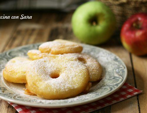 Frittelle di mele – la ricetta classica della nonna