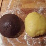 pasta frolla cacao, cucina con sara