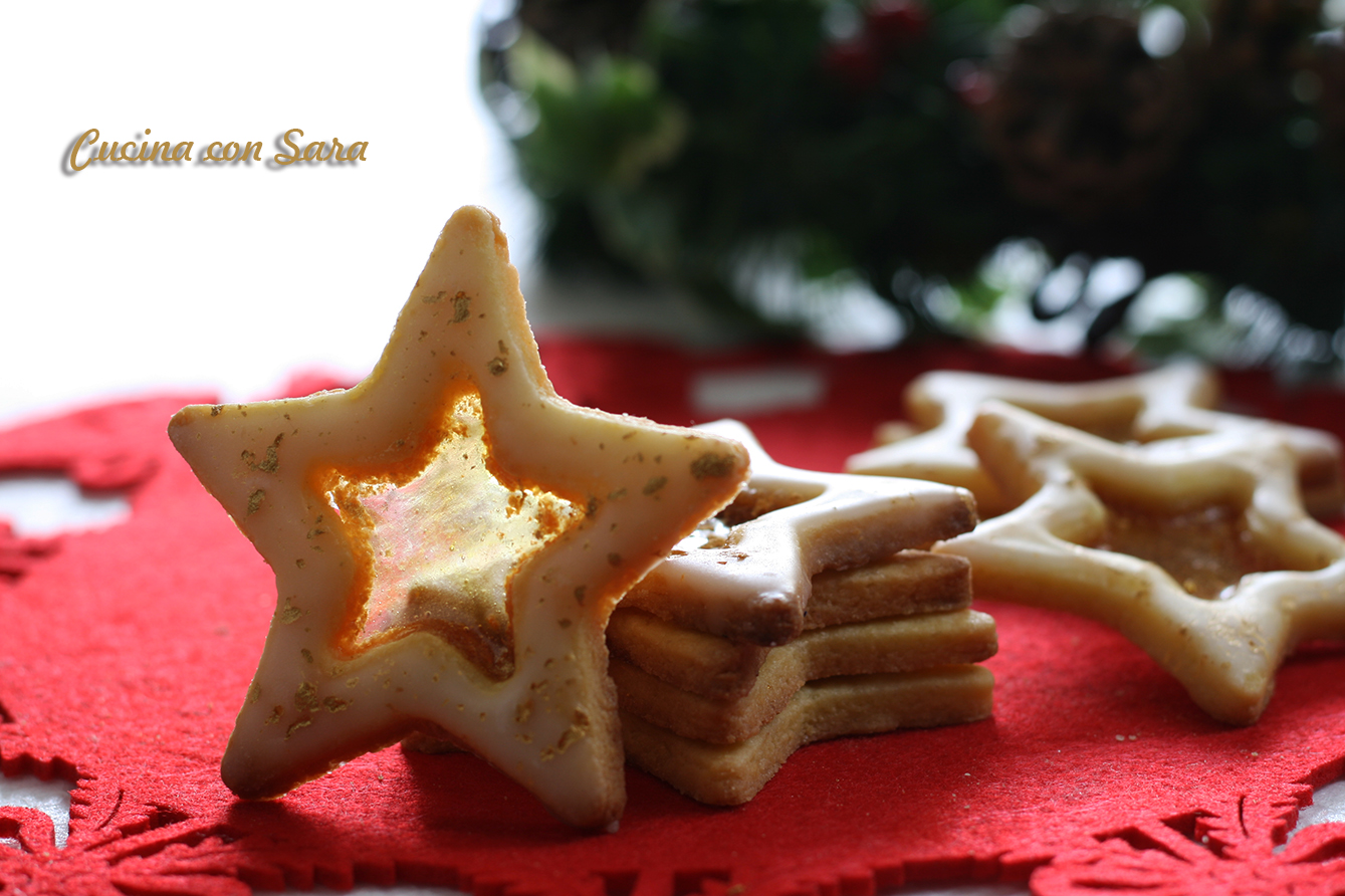 Biscotti di natale, cucina con sara