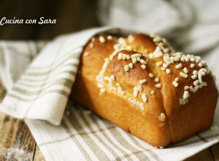 Pan brioche sofficissimo – ricetta con yogurt e senza burro