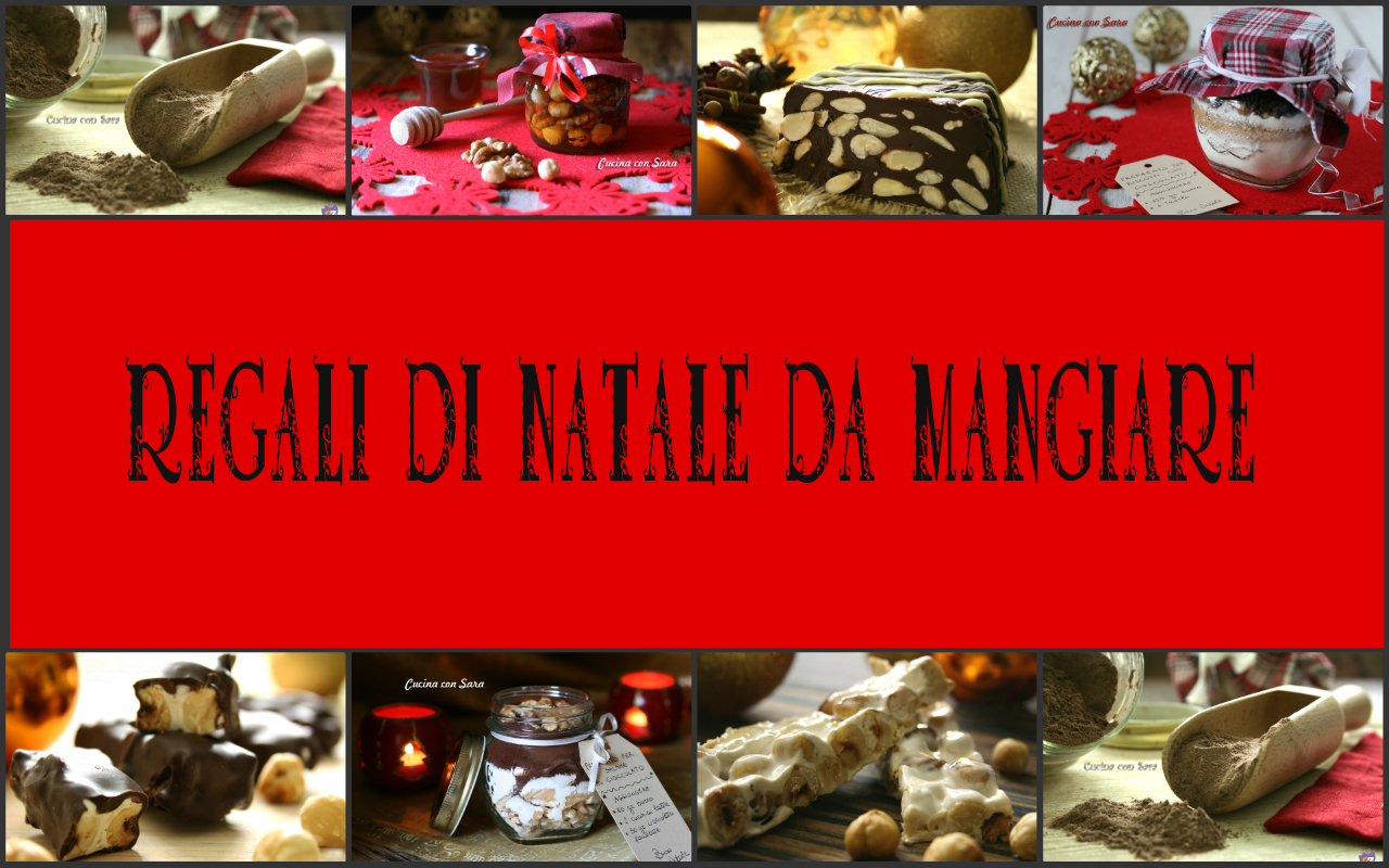 Best Regali Di Natale Fai Da Te In Cucina Contemporary - Ideas ...
