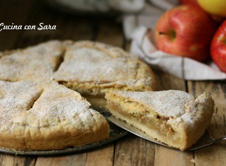 Ricetta apple pie o american pie - semplice e golosa