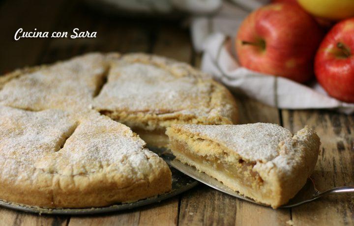 Ricetta apple pie o american pie – semplice e golosa