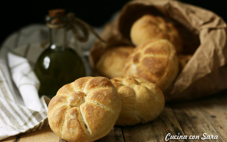 Ricetta michetta milanese – soffiata e leggerissima